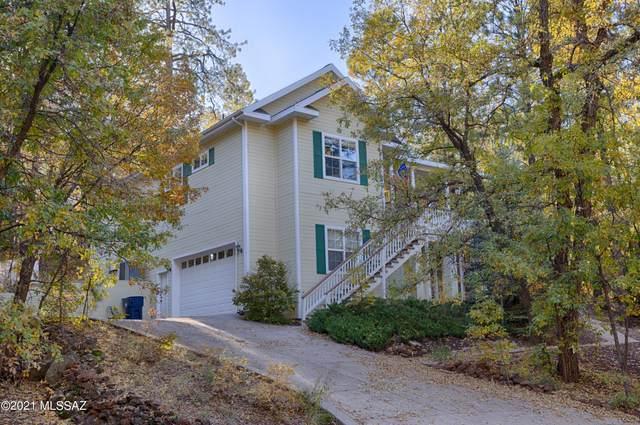 6245 Oak Valley Drive, Pinetop, AZ 85935 (#22127050) :: Tucson Property Executives