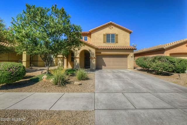 12849 N Oak Creek Drive, Tucson, AZ 85755 (#22127066) :: Gateway Partners International