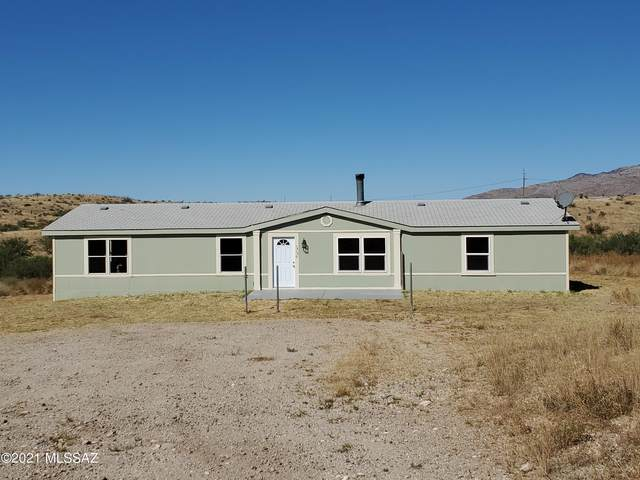 14196 S Dusty Springs Place, Benson, AZ 85602 (MLS #22127073) :: The Luna Team