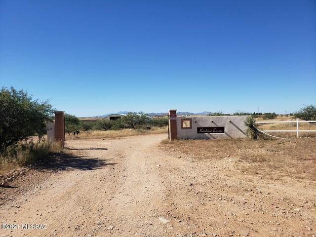 TBD W Acorn Lane, Benson, AZ 85602 (MLS #22127075) :: The Luna Team
