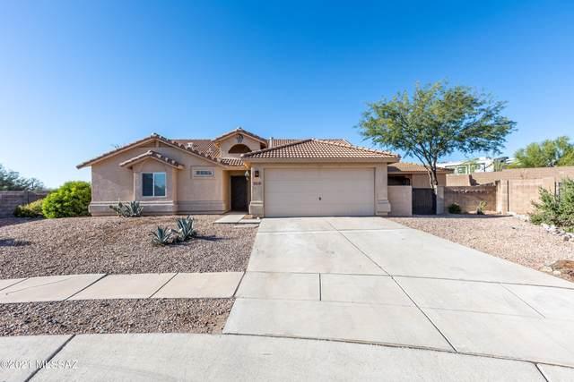 12971 N Rocky Butte Place, Marana, AZ 85658 (#22127077) :: Elite Home Advisors | Keller Williams