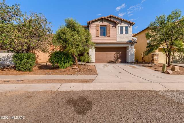 2754 W Leafwing Drive, Tucson, AZ 85741 (#22127083) :: Tucson Real Estate Group
