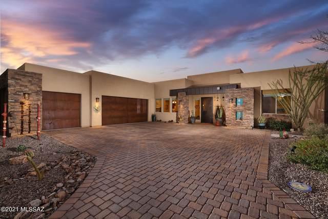 6600 W Ironwood Place, Marana, AZ 85658 (#22127087) :: Elite Home Advisors | Keller Williams