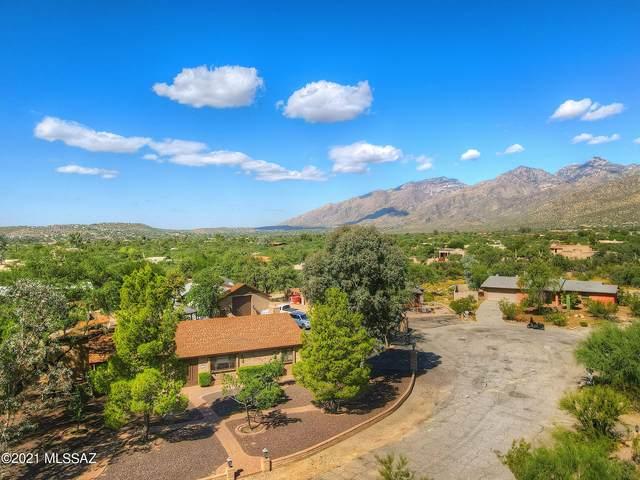 9960 E Wolford Place, Tucson, AZ 85749 (#22127094) :: Elite Home Advisors   Keller Williams