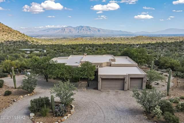 4090 N Ave Dos Vistas, Tucson, AZ 85745 (#22127099) :: Elite Home Advisors | Keller Williams