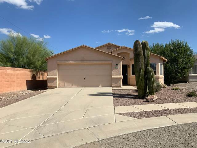 6086 N Applesauce Court, Tucson, AZ 85741 (MLS #22127100) :: The Property Partners at eXp Realty