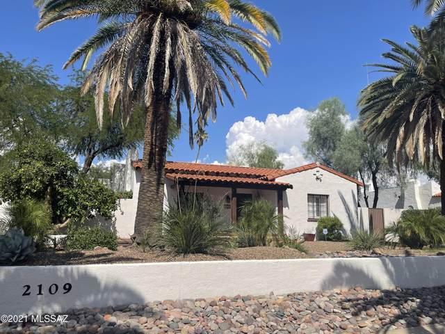 2109 E 5th Street, Tucson, AZ 85719 (#22127104) :: The Local Real Estate Group   Realty Executives