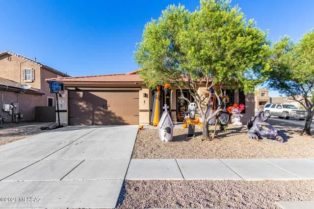 125 E Forrest Feezor Street, Vail, AZ 85641 (#22127113) :: Elite Home Advisors | Keller Williams