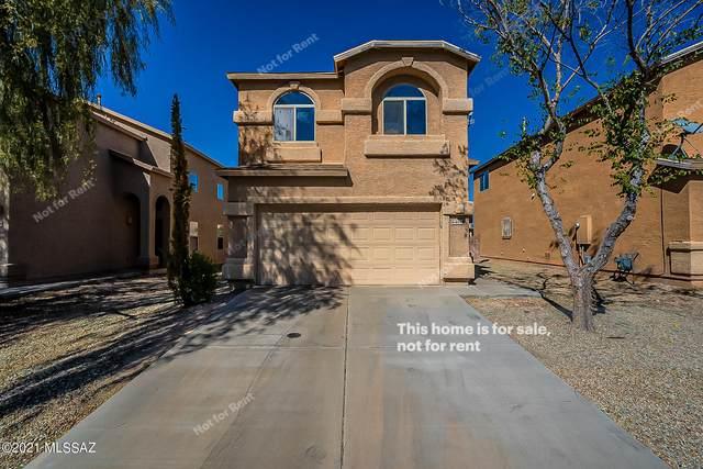 6409 E Star Mica Street, Tucson, AZ 85756 (#22127117) :: Elite Home Advisors   Keller Williams