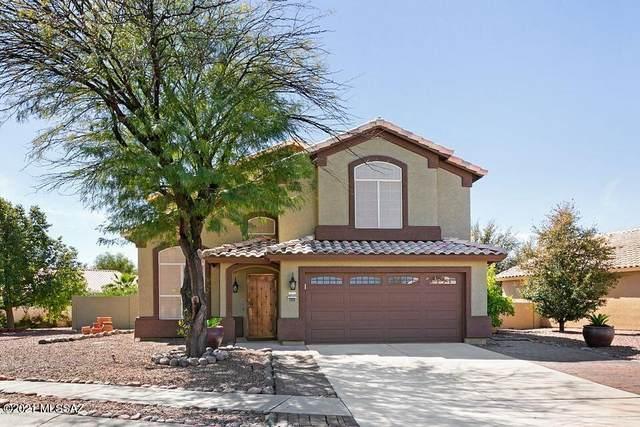 7315 W Beryllium Lane, Tucson, AZ 85743 (#22127119) :: Kino Abrams brokered by Tierra Antigua Realty