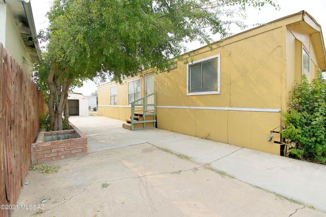 2640 S Cottonwood Lane #45, Tucson, AZ 85713 (#22127125) :: The Local Real Estate Group | Realty Executives