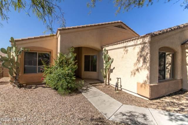 11849 N Crescendo Drive, Oro Valley, AZ 85737 (#22127141) :: Gateway Partners International
