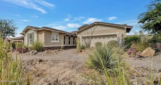 7320 Cactus Flower Pass, Marana, AZ 85658 (#22127144) :: Gateway Partners International