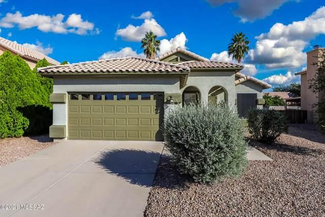 7640 W Summer Sky Drive, Tucson, AZ 85743 (#22127150) :: Kino Abrams brokered by Tierra Antigua Realty
