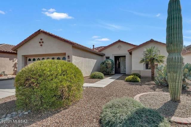 7653 W Wildflower Crest Way, Tucson, AZ 85743 (#22127169) :: Kino Abrams brokered by Tierra Antigua Realty