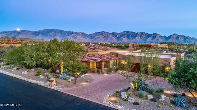 14503 N Shaded Stone Place, Oro Valley, AZ 85755 (#22127170) :: The Dream Team AZ