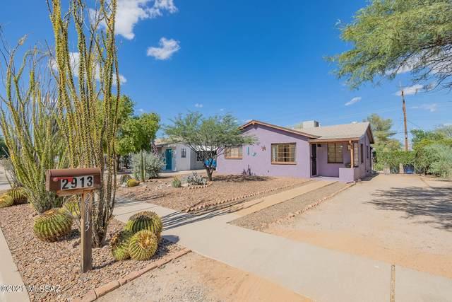 2913 E 20Th Street, Tucson, AZ 85716 (#22127178) :: Tucson Property Executives