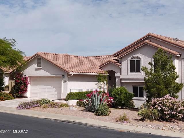 71 E Windhill Drive, Tucson, AZ 85737 (#22127185) :: Gateway Partners International