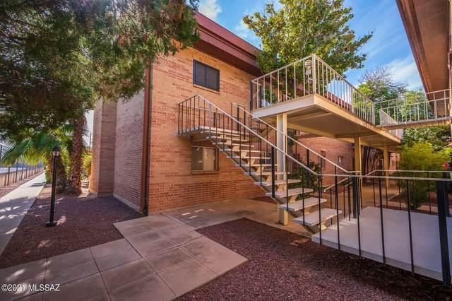 8500 E Old Spanish Trail #20, Tucson, AZ 85710 (#22127192) :: Kino Abrams brokered by Tierra Antigua Realty