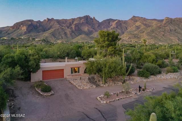 3739 E Guthrie Mountain Place, Tucson, AZ 85718 (#22127194) :: The Dream Team AZ
