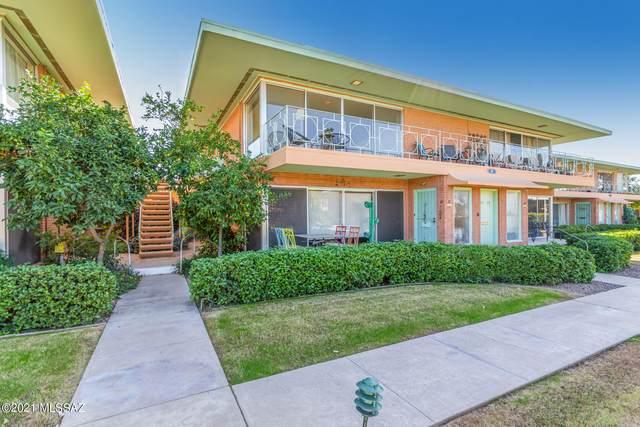 3016 E 6th Street #23, Tucson, AZ 85716 (#22127196) :: Tucson Property Executives