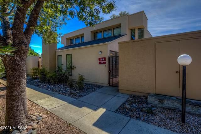 7618 E Callisto Circle #125, Tucson, AZ 85715 (#22127198) :: Kino Abrams brokered by Tierra Antigua Realty