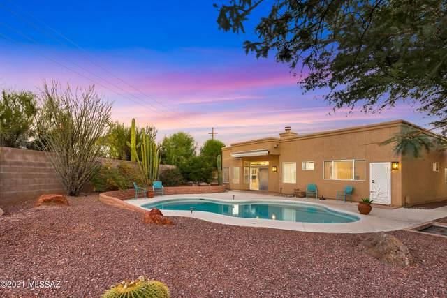 3785 N Creek Side Place, Tucson, AZ 85750 (#22127202) :: Tucson Real Estate Group