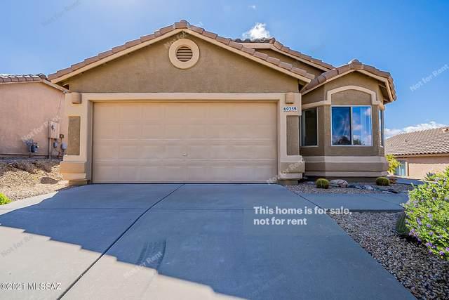 60359 Verde Vista Court, Tucson, AZ 85739 (#22127205) :: Tucson Property Executives