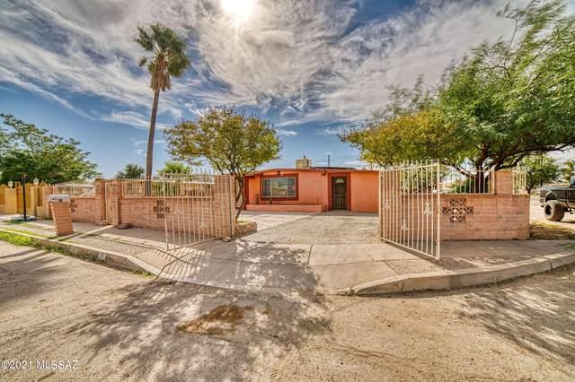 2 E Susana Street, Tucson, AZ 85756 (#22127220) :: Kino Abrams brokered by Tierra Antigua Realty