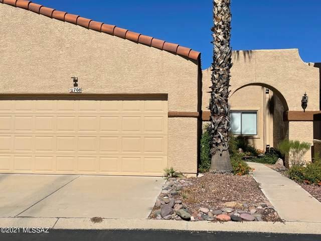 708 W Sunlight Lane, Tucson, AZ 85704 (#22127226) :: Tucson Real Estate Group