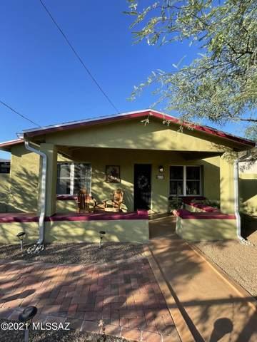 124 W 20Th Street, Tucson, AZ 85701 (#22127239) :: Gateway Partners International