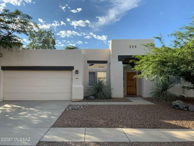 10700 E Timeless Drive, Tucson, AZ 85748 (#22127240) :: Gateway Partners International