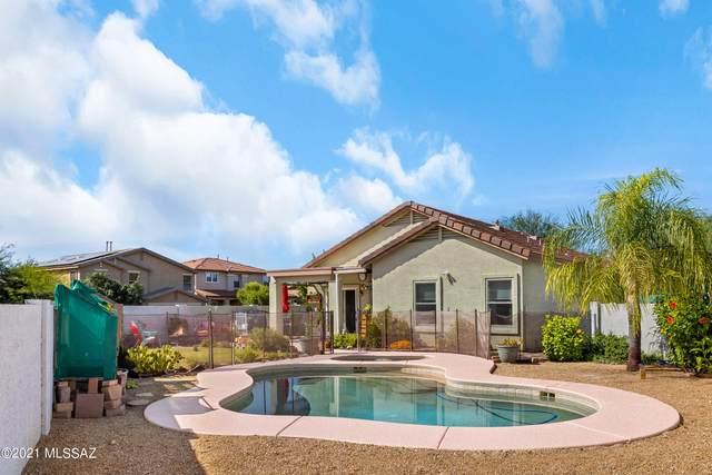 12866 N Desert Olive Drive, Oro Valley, AZ 85755 (#22127245) :: Gateway Partners International