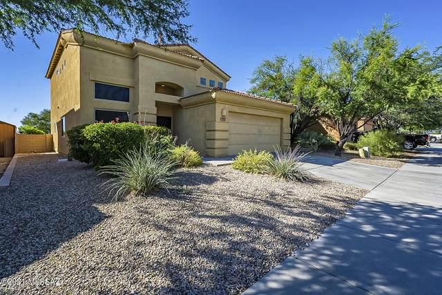 10431 E Rita Ranch Crossing Circle, Tucson, AZ 85747 (#22127253) :: Kino Abrams brokered by Tierra Antigua Realty