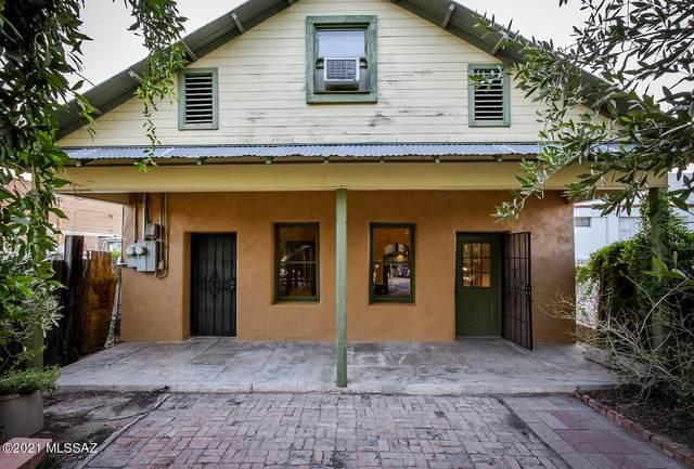 623 N 10Th Avenue, Tucson, AZ 85705 (#22127259) :: The Dream Team AZ