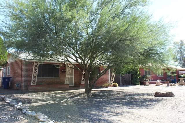 2138 N Sycamore Boulevard, Tucson, AZ 85712 (#22127261) :: Tucson Property Executives