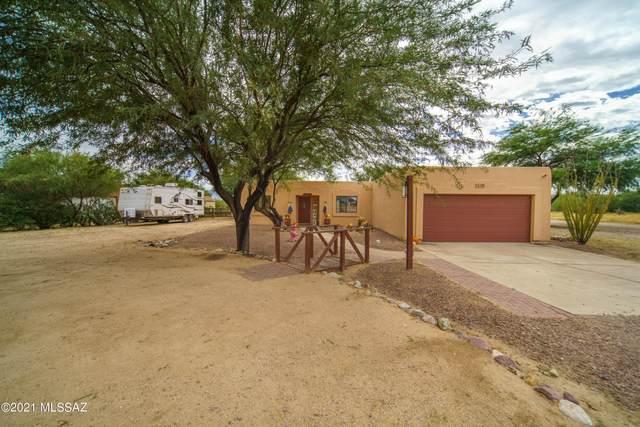 18298 S Camino De Paez, Green Valley, AZ 85614 (#22127264) :: Kino Abrams brokered by Tierra Antigua Realty