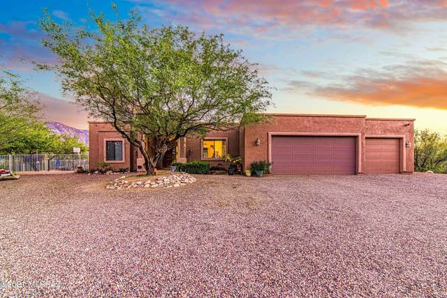 16349 N Lago Del Oro Parkway, Tucson, AZ 85739 (MLS #22127269) :: The Property Partners at eXp Realty