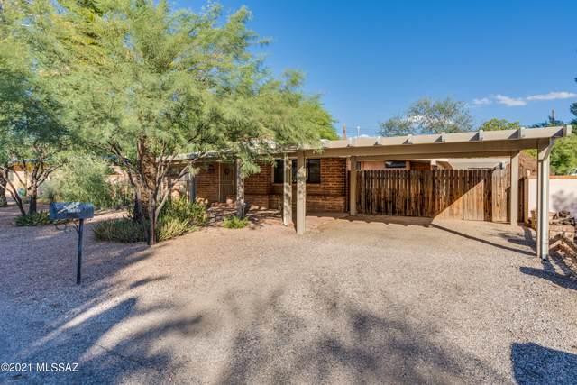 3122 N Gill Avenue, Tucson, AZ 85719 (#22127272) :: The Dream Team AZ