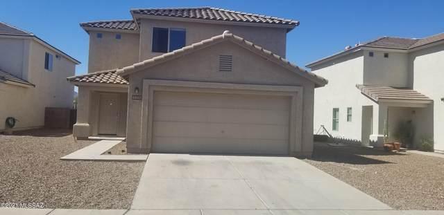 2833 N Silver Island Way, Tucson, AZ 85745 (#22127276) :: Tucson Property Executives