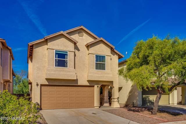 8235 N Midnight Way, Tucson, AZ 85741 (#22127281) :: Tucson Property Executives