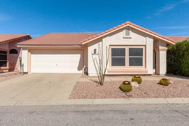 3034 W Sky Ranch Trail, Tucson, AZ 85742 (#22127283) :: Tucson Property Executives