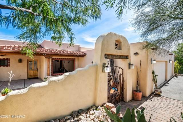 1712 N Coral Bells Drive, Tucson, AZ 85745 (#22127284) :: Tucson Property Executives