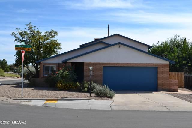 4501 W Dunn Place, Tucson, AZ 85741 (#22127287) :: Tucson Property Executives