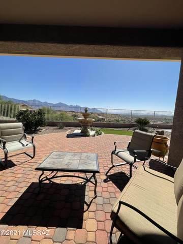 60917 Eagle Ridge Drive NW, Saddlebrooke, AZ 85739 (#22127291) :: Tucson Real Estate Group
