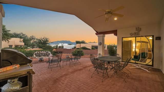 491 S Corte Del Cantante, Green Valley, AZ 85614 (#22127293) :: Tucson Real Estate Group