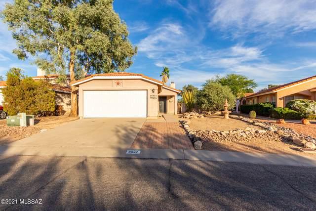 5047 W Blackbird Drive, Tucson, AZ 85742 (#22127294) :: Tucson Property Executives