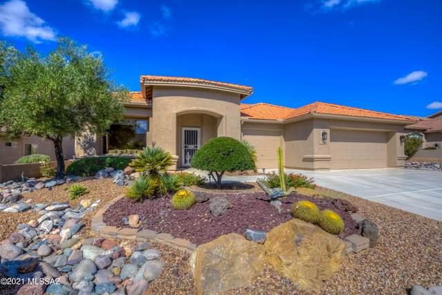 37904 S Skyline Drive, Saddlebrooke, AZ 85739 (#22127295) :: Tucson Property Executives