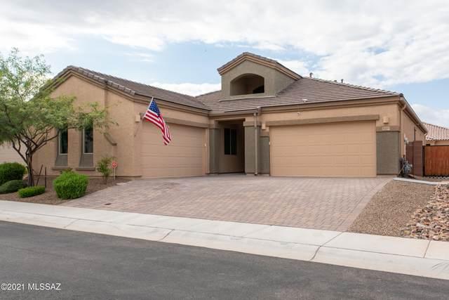 5557 W Jade Rock Place, Tucson, AZ 85742 (#22127299) :: Tucson Property Executives