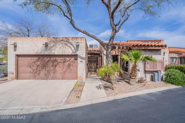 1919 E Campbell Terrace, Tucson, AZ 85718 (#22127306) :: Tucson Real Estate Group